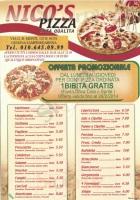 Nicos Pizza, Genova