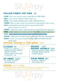 Oddo Italian Finest Hot Dog, Milano