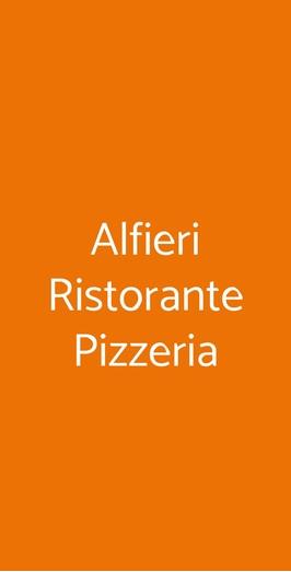 Alfieri Ristorante Pizzeria, Magliano Alfieri
