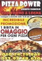 Pizza Power, Genova