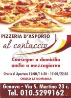 Al Cantuccio, Genova