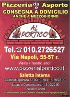 Al Portico, Genova