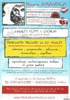 Amandla, Genova