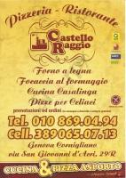 Castello Raggio, Genova