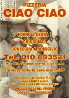 Ciao Ciao, Genova