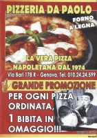 Da Paolo, Genova