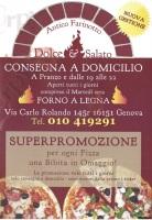 Dolce E Salato, Genova