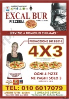 Excalibur, Genova