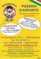 Gigi, Genova