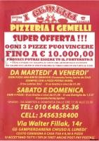 I Gemelli, Genova
