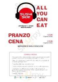Sushi Side, Torino
