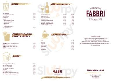 Piadinerie Fabbri E Non Solo, Bologna