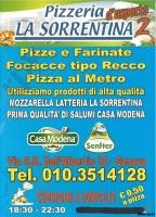 La Sorrentina 2, Genova