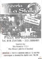 La Stalla, Genova