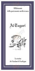 Menu Al Tuguri