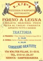 Lupi, Genova