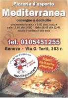 Mediterranea, Genova
