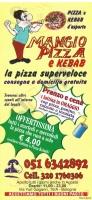 Mangio Pizza E Kebab, Bologna