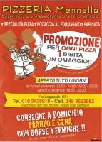 Mennella, Genova