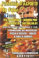 Pelle D'oca, Genova