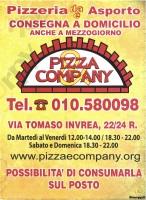Pizza & Company, Genova