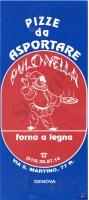 Pulcinella, Genova