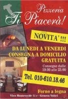 Ti Piacera', Genova