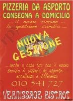 Vernissage Bistrot, Genova