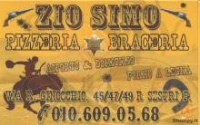 Zio Simo, Genova