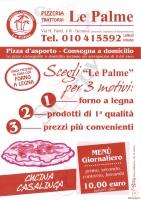 Le Palme, Genova