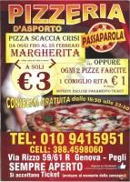 Passaparola, Genova