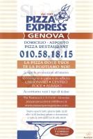 Pizza Express, Genova