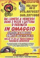 Pizza Pazza, Genova