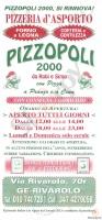 Pizzopoli 2000, Genova
