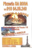 Sa Roda, Genova