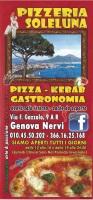 Pizzeria Sole Luna, Genova