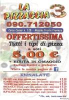 La Pizzaccia 3, Messina