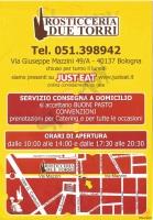 Rosticceria Due Torri, Bologna