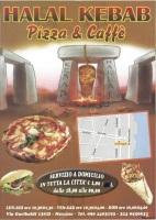 Halal Kebab & Pizza, Messina