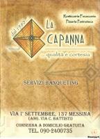 La Capanna, Messina