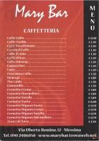 Mary Bar, Messina