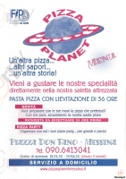 Pizza Planet, Messina