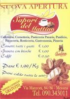 Sapori Del Mattino, Messina