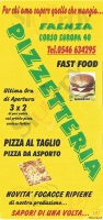 Pizzetteria, Faenza