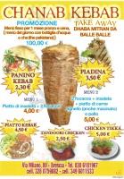 Chanab Kebab, Brescia