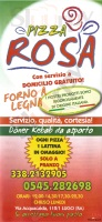 Pizzeria Rosa, Lugo
