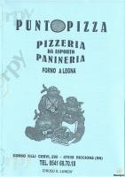 Punto Pizza, Riccione