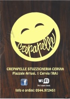 Crepapelle, Cervia