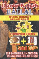 Hallal, Brescia