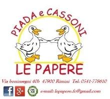 Le Papere, Rimini